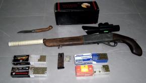 villasalto fucile