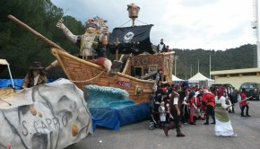 carnevale pirati
