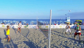Beach tennis Campionati Europei IFBT muravera