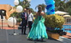 Apre il Tanka-Valtur, tutti i Vip alla cerimonia ufficiale (VIDEO)