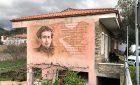 Un murale a 80 anni dalla morte di Gramsci