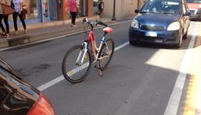 bici parcheggio
