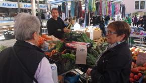 Mercato settimanale di Villaputzu