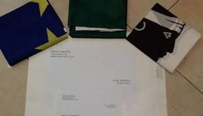 bandiere omaggio