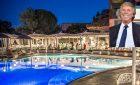 """Preziosi in vacanza al Villas Resort elogia il San Marcellino: """"Un esempio da esportare in tutta Italia"""""""