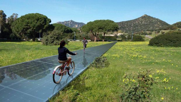 Pista solare villasimius
