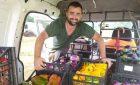 Il grande resort vince la sfida: i suoi ospiti (grazie a un giovane agricoltore) hanno gustato solo verdure di Castiadas